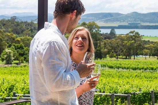 Hobart Tarde Wine Tour Sábado: vinos...