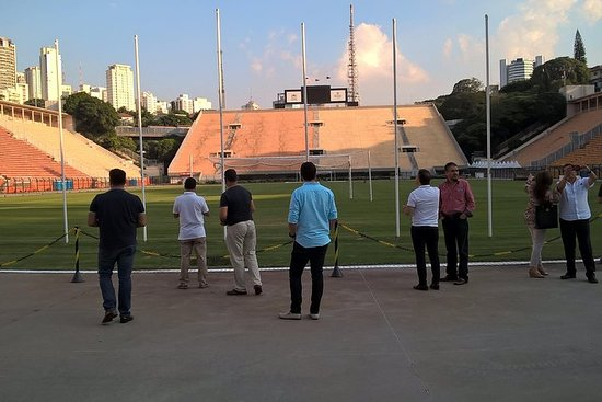 Tour de Futebol - Grandes Estádios do...