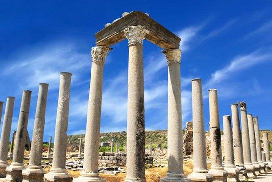 Antalya Excursion to Perge, Aspendos...