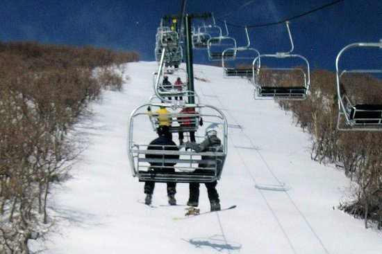 Mammoth Mountain Performance Ski Rental Inkludert Levering