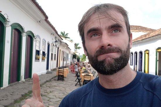 Transfer criativo Sâo Paulo Paraty