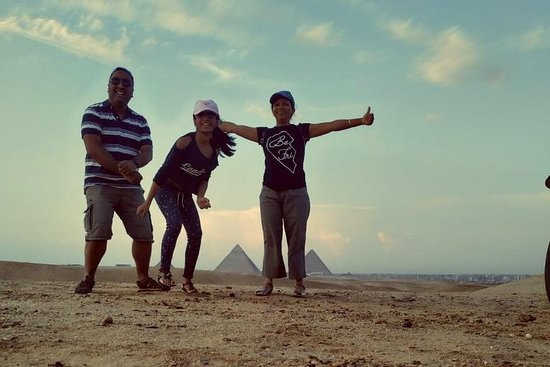 Private Day Tour at Pyramids of Giza...