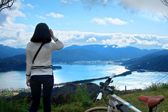 Nariyama e-hill climb tour