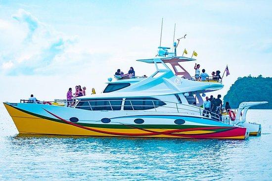 Cruise fra Paradise 101 by Sea Falcon...