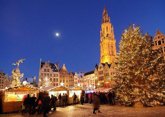Antwerp Province, بلجيكا: De Kerstmarkten in de Provincie Antwerpen