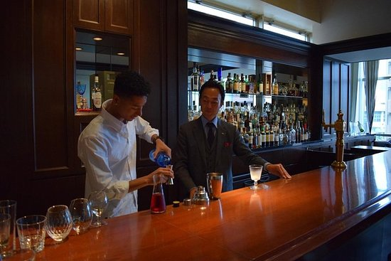 ≪Be a BARTENDER≫ TOKYO professional class! With Special Japanese...