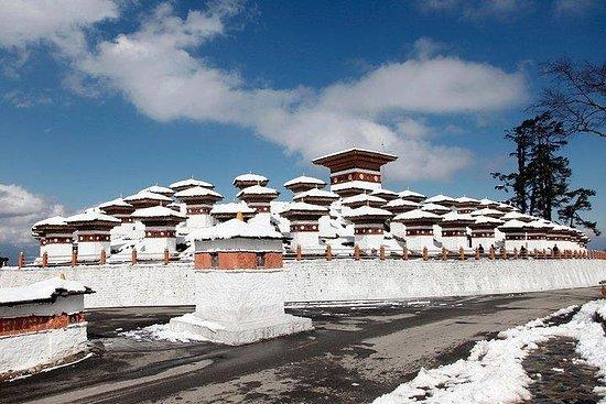 Circuit de 4 jours au Bhoutan - Paro...