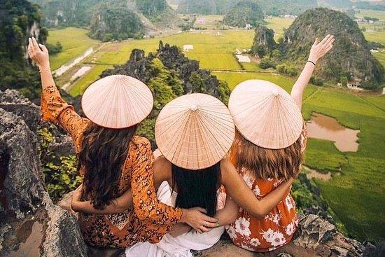 Ninh Binh Hoa Lu - Tam Coc - Ciclo de...
