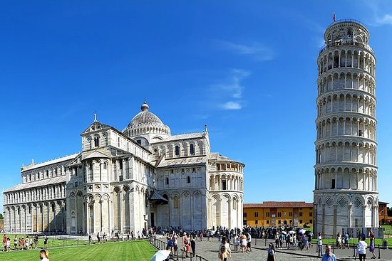 EXCLUSIVE Pisa & Lucca Wine Tour Plus...