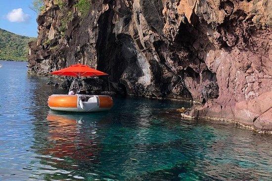 BBQ Donuts Boat