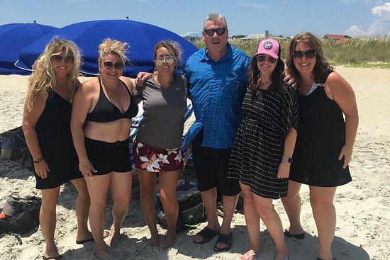 Journée à Tybee Island à la plage au départ de Savannah