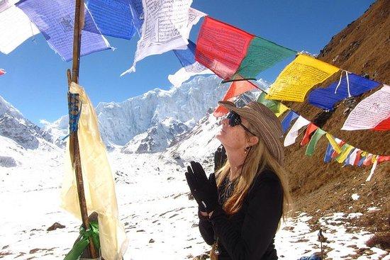 Yuksom Dzongri Trekking destination...