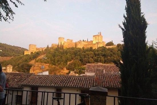 Visita guiada à Alhambra (sem entrada)