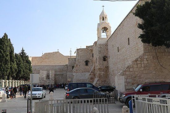 Bethlehem & Hebron Full Day Tour from Jerusalem
