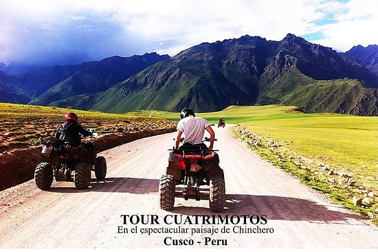 Cuatrimotos - Maras Moray Tour