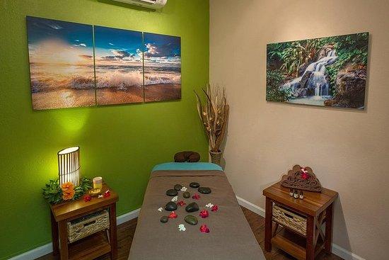 Massage Lomilomi de 60 minutes