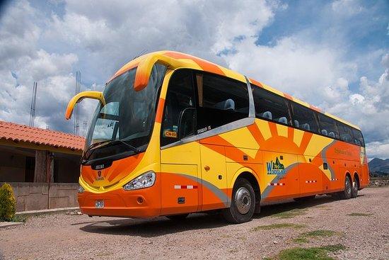 Ônibus turístico Cusco - Puno