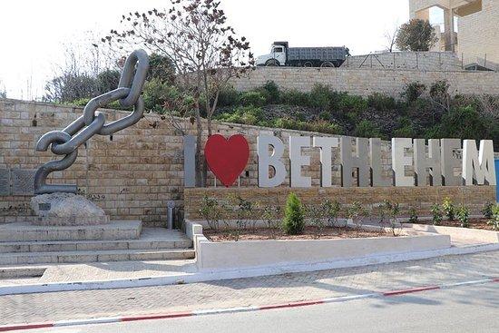 Bethlehem Half Day Tour from Jerusalem