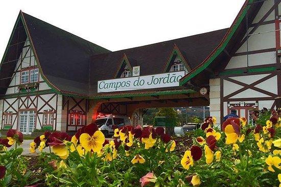 Campos do Jordão - La Suisse brésilienne quitte São Paulo