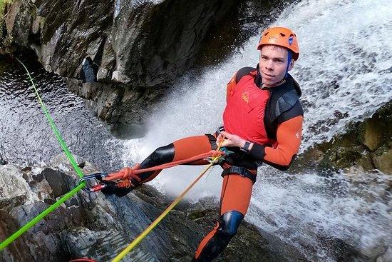 Excursion de canyoning à Bruar Falls...