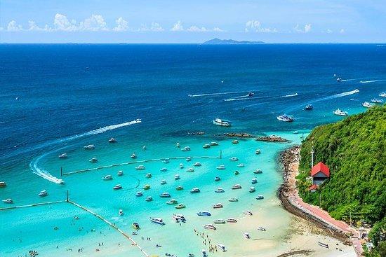 Coral Island-tur med indisk lunsj med...