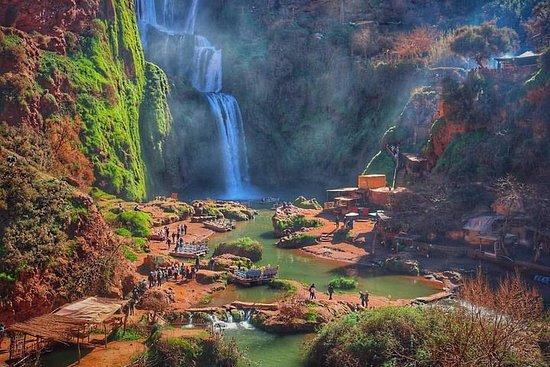 OUZOUD Falls Tagesausflug von Marrakesch
