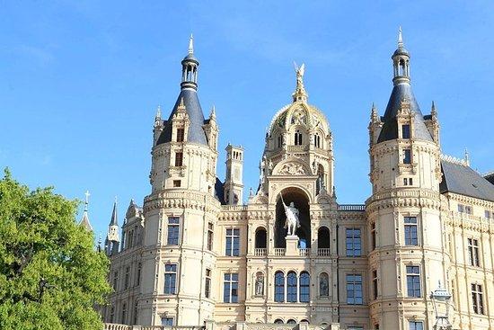 Visite du château de Schwerin