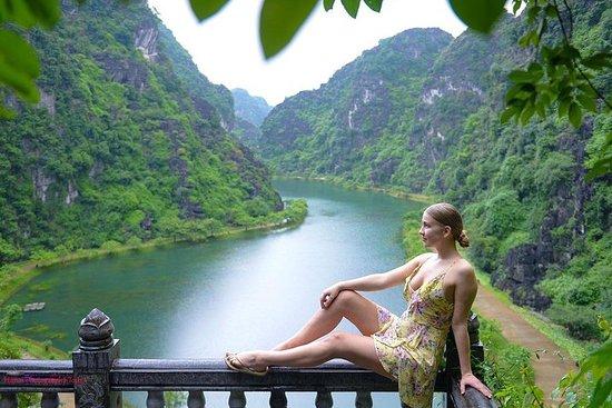 Journée complète Trang An –Mua Cave...