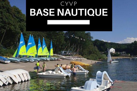 CYVP - Base nautique et école de voile