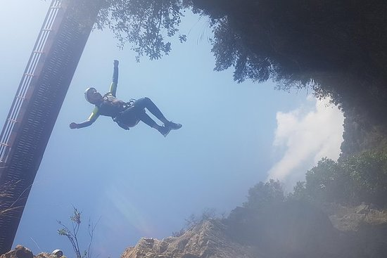 Familie Canyoning