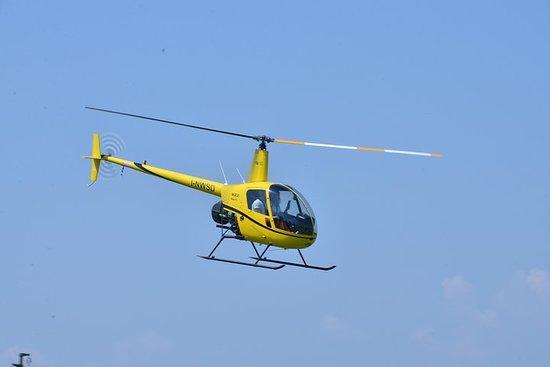 Volo di 20 minuti in elicottero