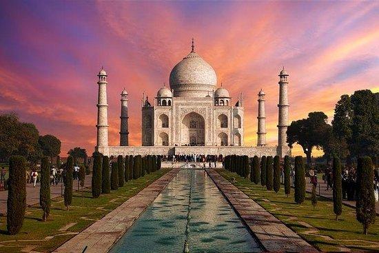 來自德里的戴斯泰姬陵與阿格拉之旅
