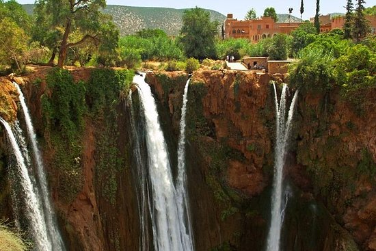 Ein Tagesausflug von Marrakesch zu den...