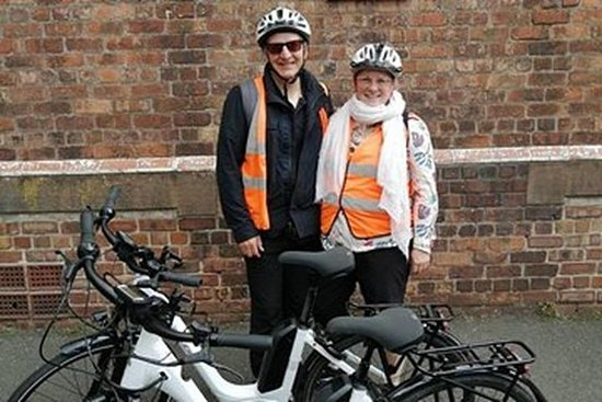 E-Bike Tour of Sightseeings Of...