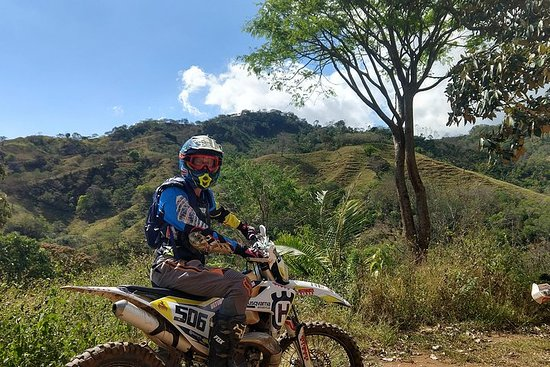 Dirtbike Enduro Tour de un día