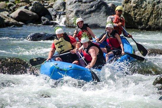 White Water Rafting at Jarabacoa