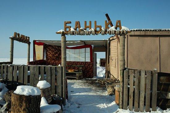 Excursión a la Banya Rusa (Sauna)