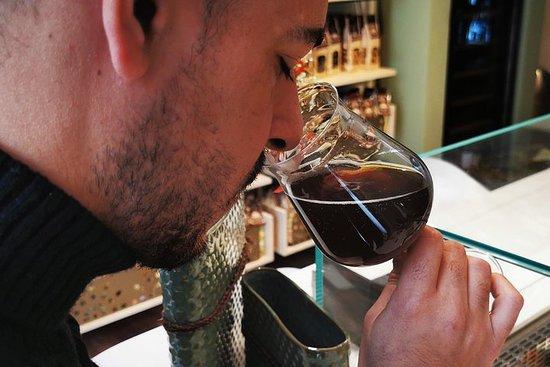 品嚐盧坎精釀啤酒和高品質的利基產品