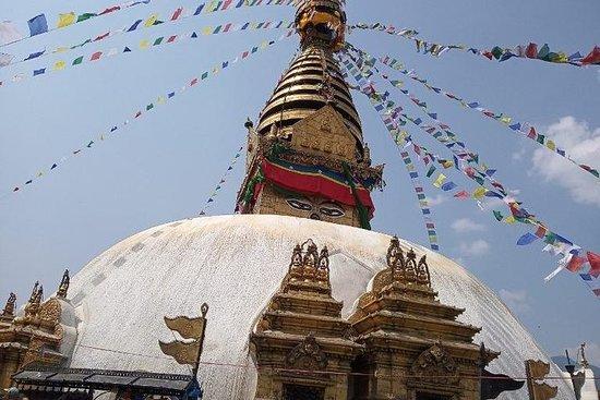 Kathmandu 1 dagers UNESCOs syv...