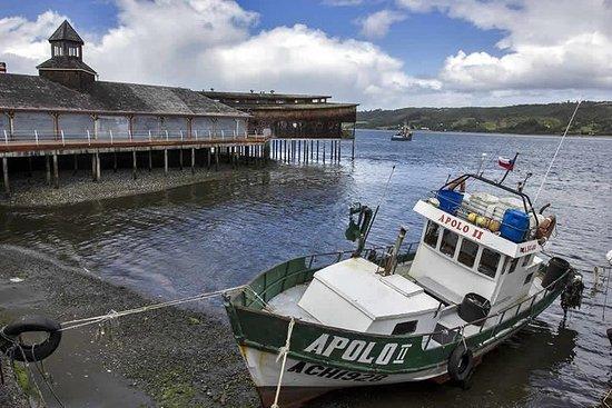 Excursion to Chiloe Island: Castro and Dalcahue