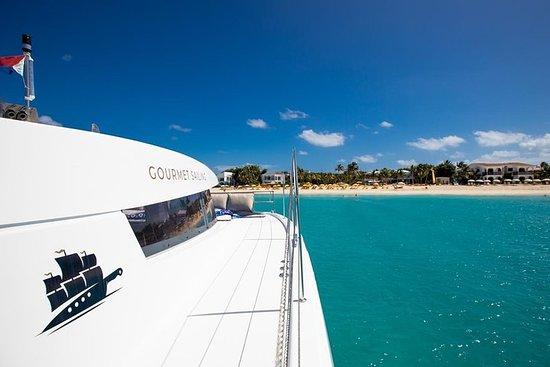 Gourmet Catamaran Excursion in...
