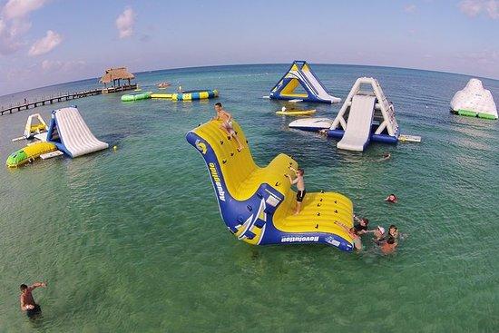 パラダイスビーチオールインクルーシブフード&ビバレッジプラスファンパス
