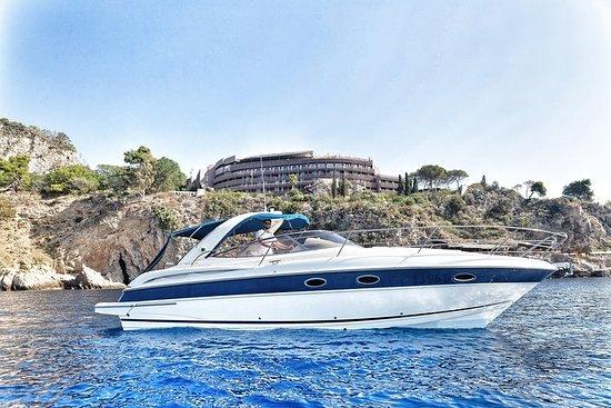 乘船遊覽陶爾米納·賈爾迪尼·納克索斯(Taormina Giardini...