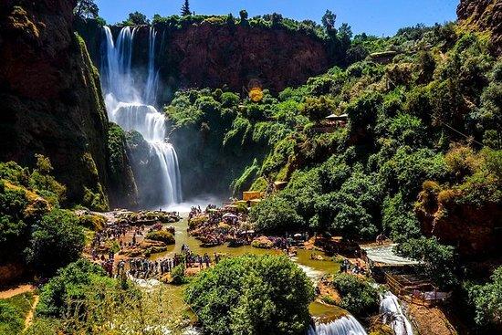 Ouzoud Waterfull - dagstur fra Marrakech