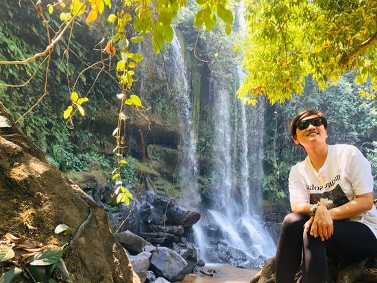 Kulen Waterfall & 1000 Lingas Join-in Tour: Beautiful Day at Kulen Waterfalls