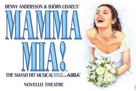 Mamma Mia! la comédie musicale à Londres