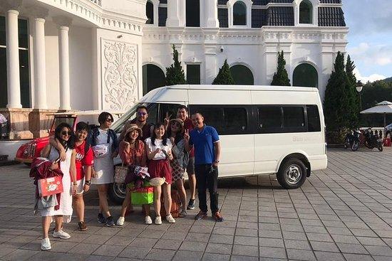 从胡志明市乘私人汽车+吉普车游览美奈日落一日游
