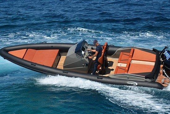 米科諾斯帆船夏季30英尺|米科諾斯島周圍的私人遊輪(每小時)
