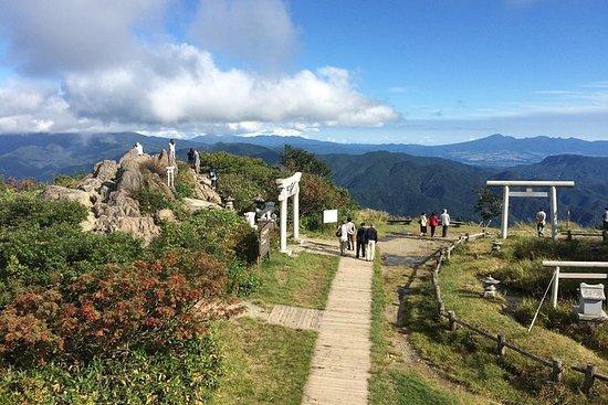 Naturskjønn utsikt, trening og varm vår i Gunma Private Tour