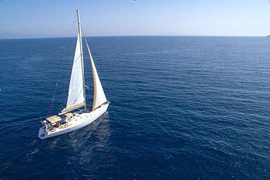 米科諾斯帆船帆船52英尺| 8小時私人遊輪